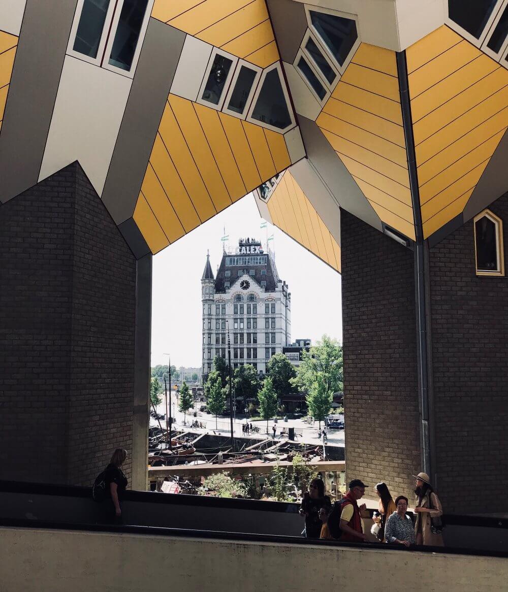 Matkavinkit Rotterdam