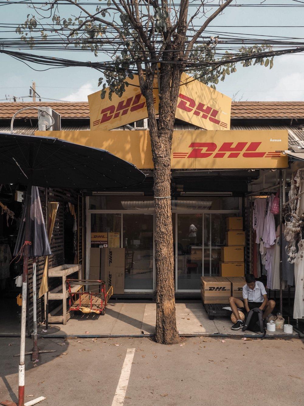 Maailman suurimmat markkinat, Chatuchak, Bangkok