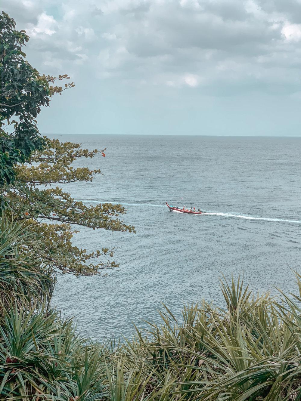 Phuket - Thaimaan suurin paratiisisaari