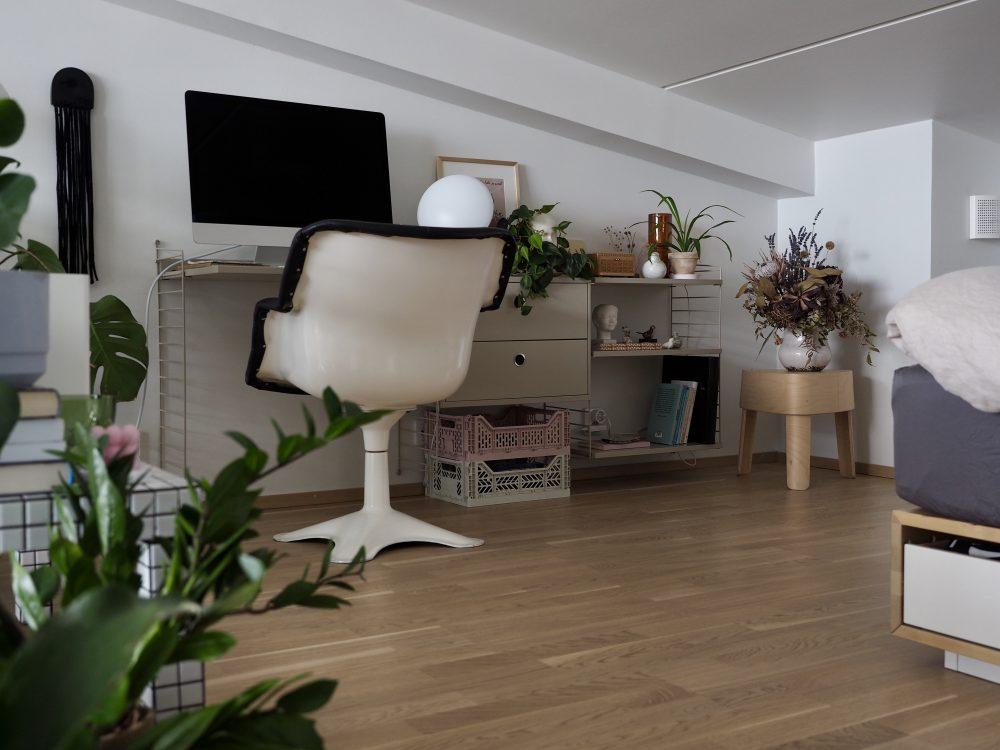 Suomen kaunein koti, pesojoonas, sisustus